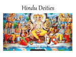 Hindu Deities - The Bread Monk