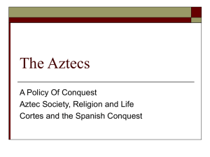 The Aztecs - WordPress.com