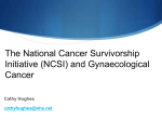 The National Cancer Survivorship Initiative (NCSI) and