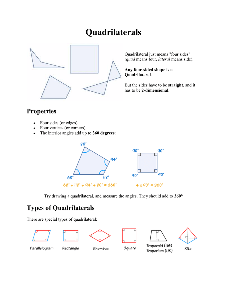 worksheet Types Of Quadrilaterals Worksheet special quadrilaterals worksheet two step equation word problems types of 000238060 1 cdbbd2e312358194f3293ac45c8bc622 worksheet