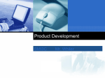 Product Development PowerPoint