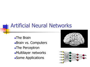 Part 7.2 Neural Networks