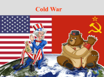 The Cold War - Chandler Unified School District