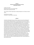 Title: The Effects of Habitat Fragmentation and Habitat Management