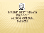 Georg Philipp Teleman (1681