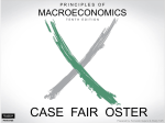 Principles of Macroeconomics, Case/Fair/Oster, 10e