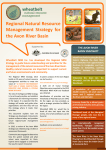 Regional Natural Resource Management Strategy for the Avon