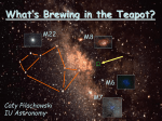 What`s Brewing in the Teapot - Indiana University Astronomy