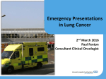 5. Paul Fenton Emergency Presentation Lung Cancer