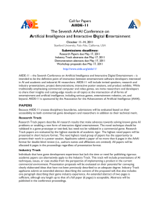 The Seventh AAAI Conference on Artificial Intelligence and