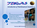 The Use of Mathematical Statistics