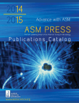 ASM PreSS - American Society for Microbiology