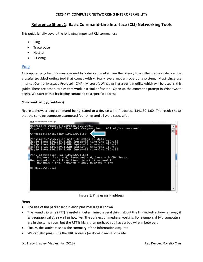 Command Line Interface (CLI)