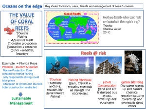 Oceans revision sheet