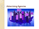 Advertising Agencies - Greer Middle College