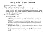 Equity Analysts Economic Outlook_ver2