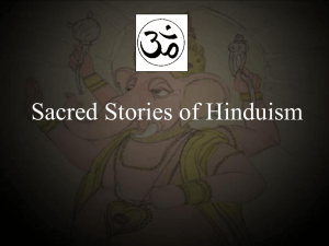 Sacred Stories of Hinduism