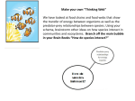 "Make your own ""Thinking Web"""