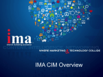 CIM Review - Internet Marketing Association
