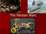 The Persian Wars Powerpoint