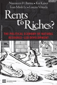 Rents to riches - Open Knowledge Repository