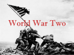 world war two post1