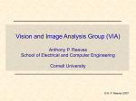 Computer Vision and Image Analysis