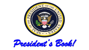 Presidents book with term descriptors