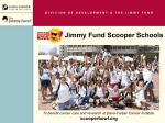What is the Jimmy Fund?