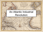 An Atlantic Industrial Revolution
