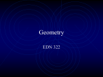 nctm`s standard for geometry