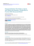 Humanoid Robots That Behave, Speak, and Think Like Humans: A
