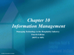 Competencies for Information Management