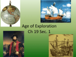 Age of Exploration - Flushing Community Schools