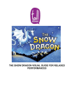 THE SNOW DRAGON VISUAL GUIDE FOR RELAXED