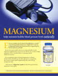 helps maintain healthy blood pressure levels naturally