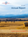 Annual Report - Canadian Cancer Action Network