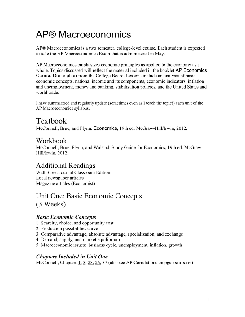 Test bank|solutions manual for economics campbell r. Mcconnell.