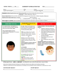 Asthma Action Plan (English)