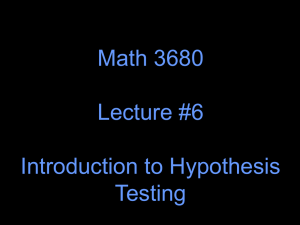 3680 Lecture 06