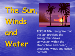 Sun, Wind, Water - Ector County ISD