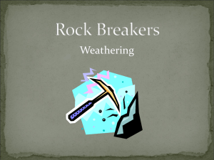 Rock Breakers Presentation