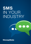 SMS MArkETInG - MessageMedia