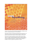 Principles of Data Mining. (2001) David Hand, Heikki Mannila, and