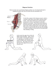 Iliopsoas Stretches