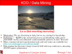 Mining Regional Knowledge in Spatial Dataset