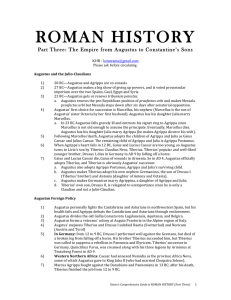 roman history - Barrington 220
