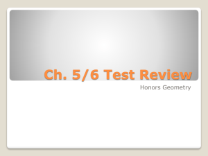 Ch. 5/6 Test Review - Campbell County Schools