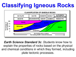 7. Classifying Igneous Rocks PPT