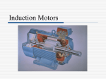 Lecture_Induction Motors